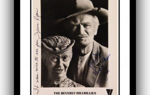 The Beverly Hillbillies Signed Photograph