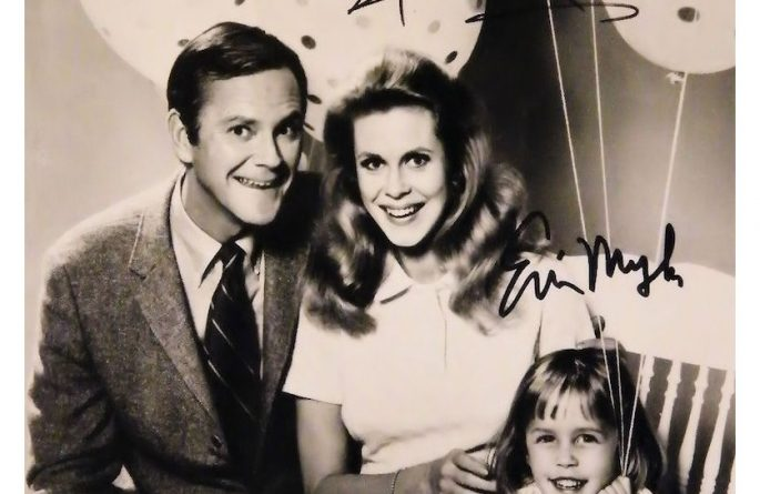 Bewitched Signed Photograph