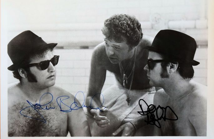 Blues Brothers Signed Photograph