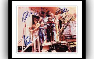 #2 Brady Bunch Signed Photograph