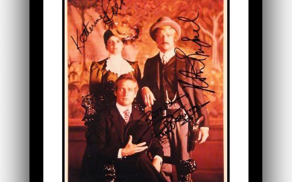 Butch Cassidy & The Sundance Kid Signed Photograph