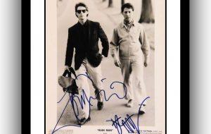 Rain Man Signed Photograph