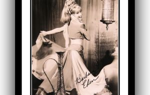I Dream Of Jeannie Signed Photograph