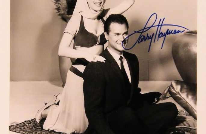 #2 I Dream Of Jeannie Signed Photograph