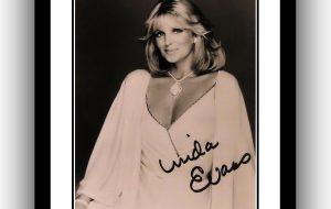 Linda Evans Signed Photograph