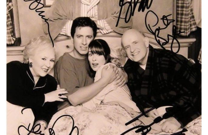 Everybody Loves Raymond Signed Photograph