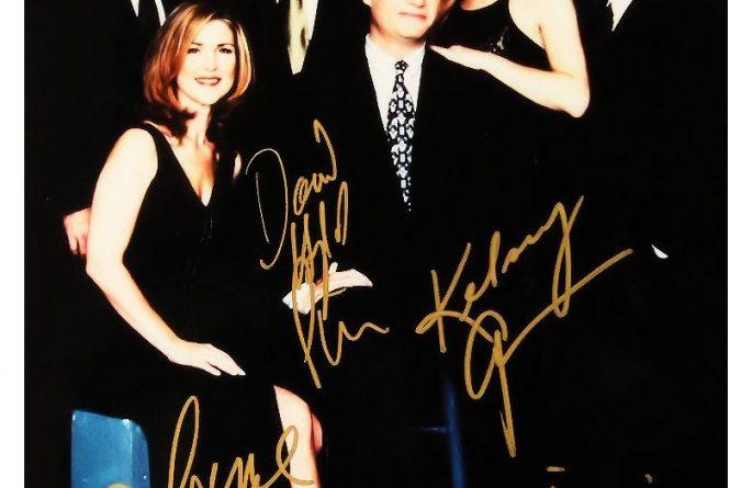 Frasier Signed Photograph