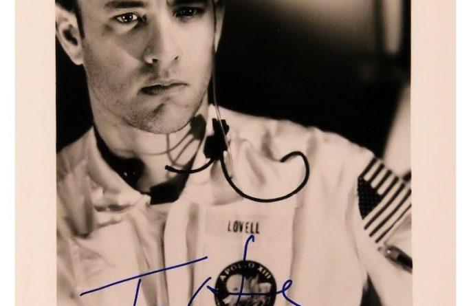 Apollo 13 Signed Photograph