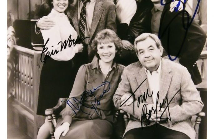 #2 Happy Days Signed Photograph