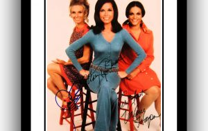 Mary Tyler Moore Show Signed Photograph