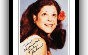 Gilda Radner Signed Photograph