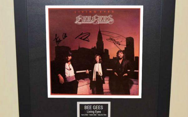 Bee Gees – Living Eyes