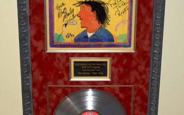 Bob Marley & The Wailers – Birth Of A Legend