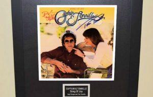 Captain & Tennille – Song Of Joy