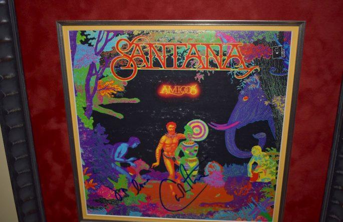 Santana – Amigos