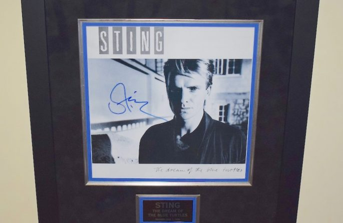 Sting – The Dream Of The Blue Turtles