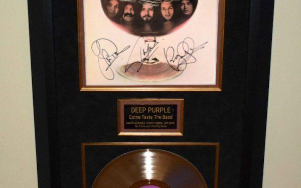 Deep Purple – Come Taste The Band