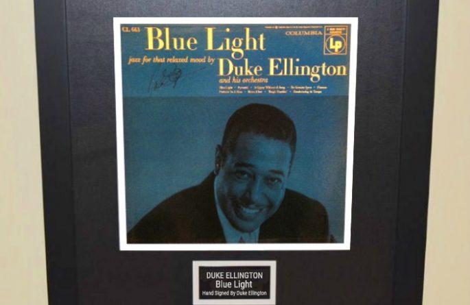 Duke Ellington – Blue Light
