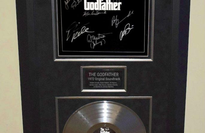 The Godfather Original Soundtrack