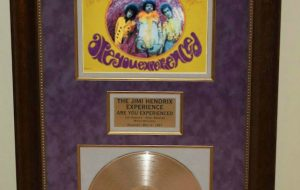 Jimi Hendrix – The Jimi Hendrix Experience Are You Experienced?