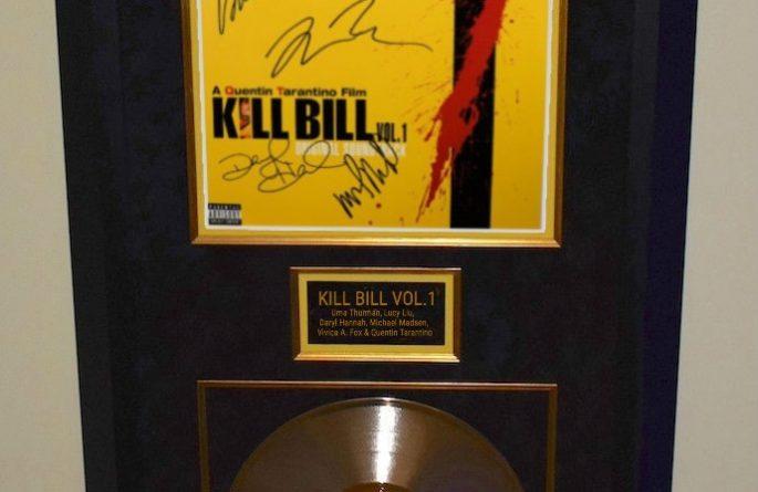 Kill Bill Vol. 1 Original Soundtrack