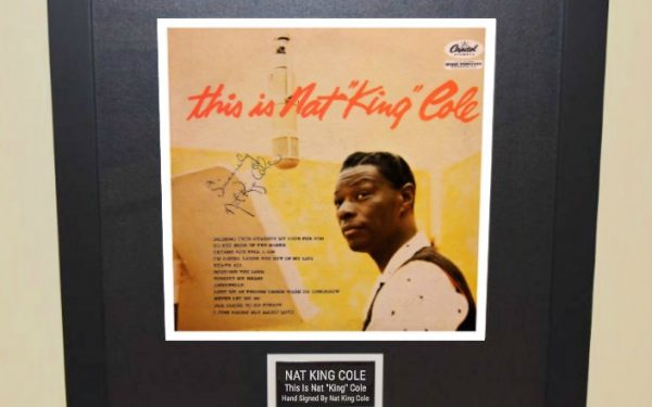 """Nat King Cole – This Is Nat """"King"""" Cole"""