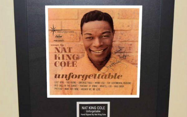 Nat King Cole – Unforgettable
