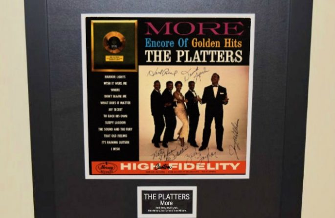 The Platters – More Encore Of Golden Hits