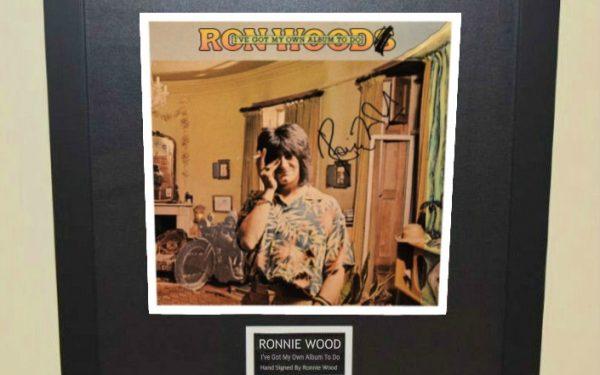 Ronnie Wood – I've Got My Own Album To Do