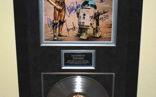 The Story Of Star Wars original Soundtrack