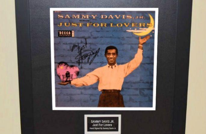 Sammy Davis Jr. – Just For Lovers