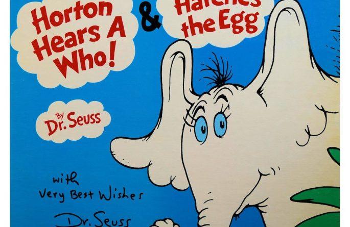 Dr. Seuss – Horton Hears A Who Original Soundtrack