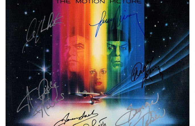 Star Trek The Motion Picture Original Soundtrack