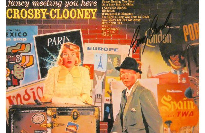 Bing Crosby – Fancy Meeting You Here