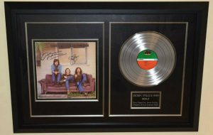 Crosby, Stills & Nash  –  Debut Release