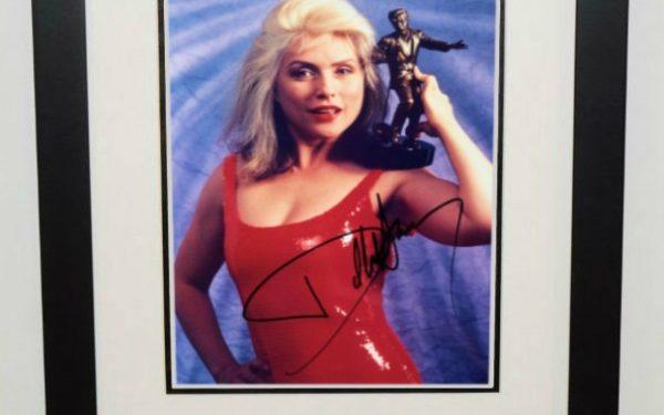 #2-Deborah Harry Signed 8×10 Photograph