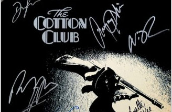 The Cotton Club Original Soundtrack