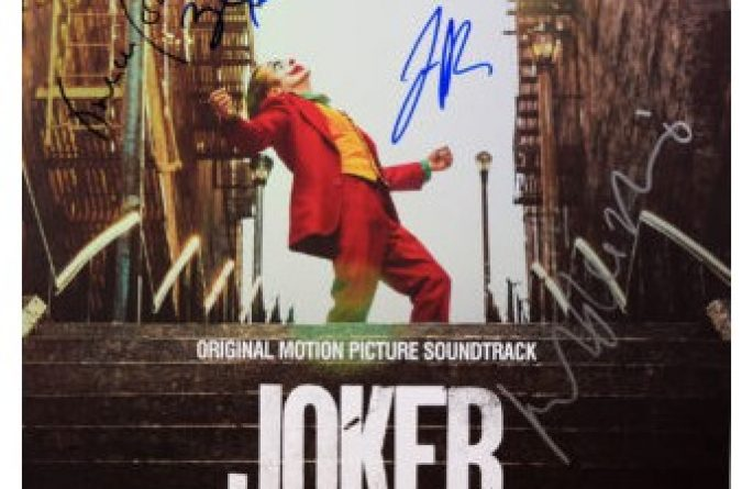 Joker Original Soundtrack