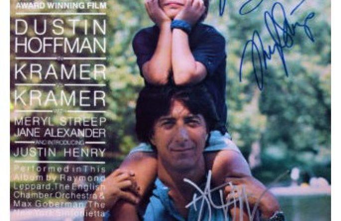 Kramer Vs. Kramer original Soundtrack