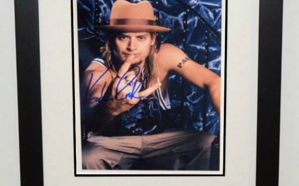 #2-Kid Rock Signed 8×10 Photograph