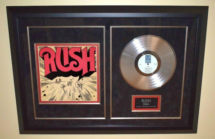 Rush – Debut