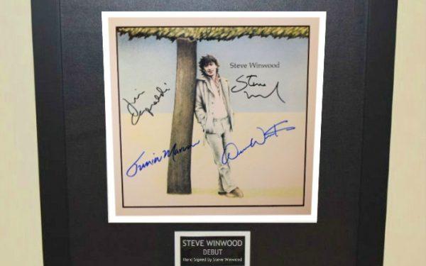 Steve Winwood – Debut