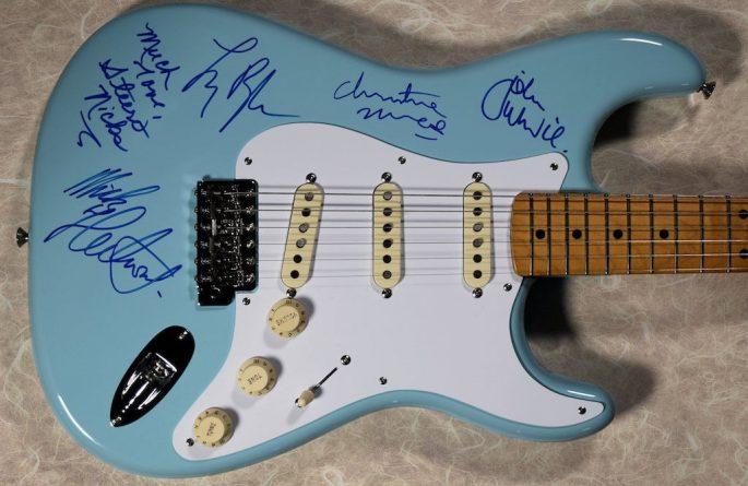 Fleetwood Mac Fender Stratocaster