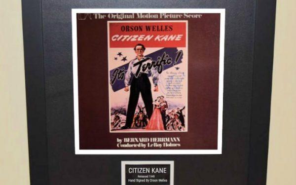 Citizen Kane Original Soundtrack