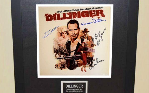 Dillinger Original Soundtrack