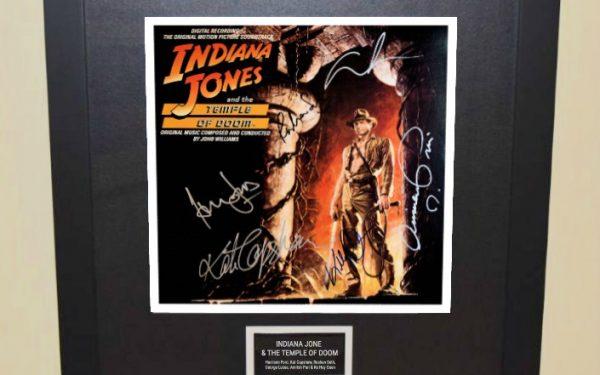 Indiana Jones & The Temple Of Doom  Original Soundtrack