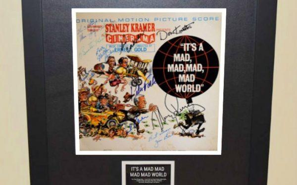 It's A Mad, Mad, Mad, Mad World Original Soundtrack