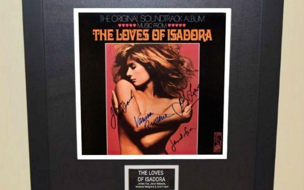 The Loves Of Isadora Original Soundtrack