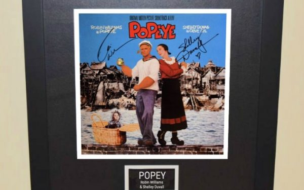 Popeye Original Soundtrack