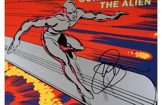 Joe Satriani – Surfing With The Alien